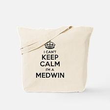 Funny Medwin Tote Bag