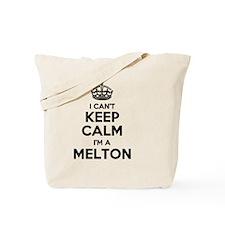 Funny Melton's Tote Bag