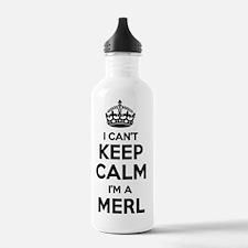 Cool Merl Water Bottle