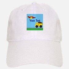 Trucks and Planes Baseball Baseball Baseball Cap