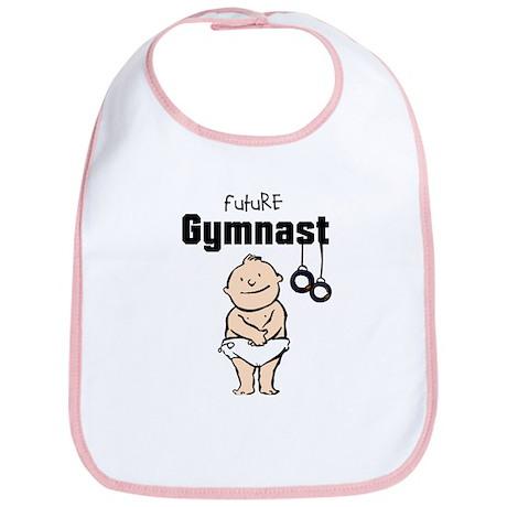 Future Gymnast Rings Bib