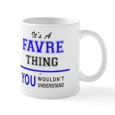 Cute Favre Mug