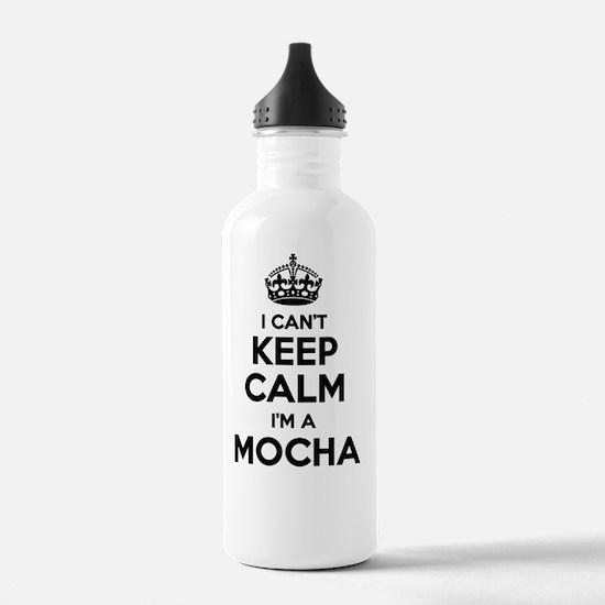 Cute Mocha Water Bottle