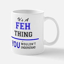 Cute Feh Mug
