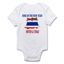 Thai New Years Infant Bodysuit