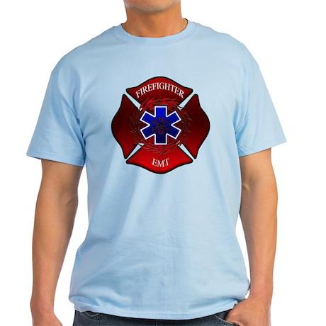 FIREFIGHTER-EMT Light T-Shirt