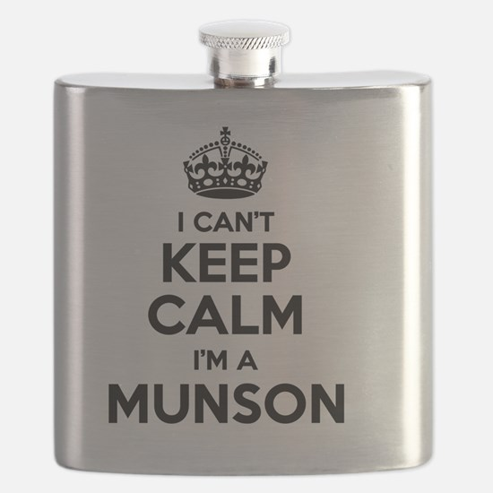 Keep calm im the doctor Flask
