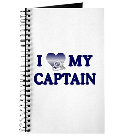 Love My Captain Journal