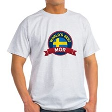 World's Best Mor T-Shirt