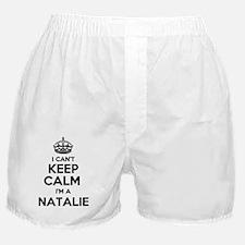 Funny Natalie Boxer Shorts