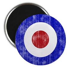 Sixties Mod Emblem Magnet