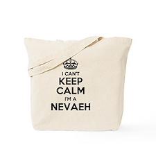 Funny Nevaeh Tote Bag