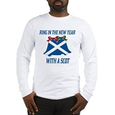 Scottish New Years Long Sleeve T-Shirt
