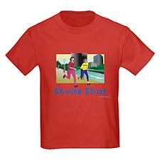 Yiddish Schvits Shirt T