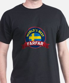 World's Best Farfar T-Shirt
