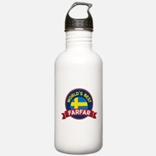 World's Best Farfar Water Bottle
