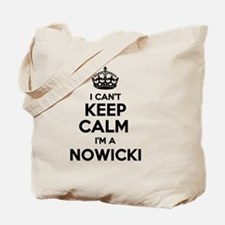 Unique Nowicki Tote Bag