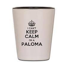 Unique Paloma Shot Glass