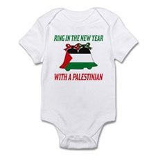 Palestinian New Years Infant Bodysuit