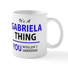 Cute Gabriela Mug