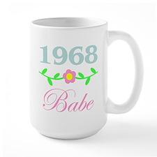 1968 Babe Mug