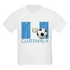 Guatemala Futbol T-Shirt