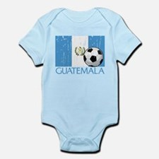 Guatemala Futbol Body Suit