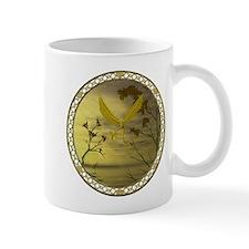 Flying Leaf Dragon Mug