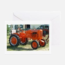 1937 Allis Chalmer Tractor Greeting Cards (Package
