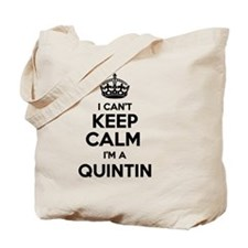 Cute Quintin Tote Bag