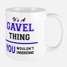 Unique Gavel Mug