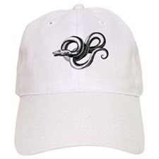 Entwined Sea Serpent Baseball Cap