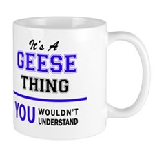 Cute Geese Mug
