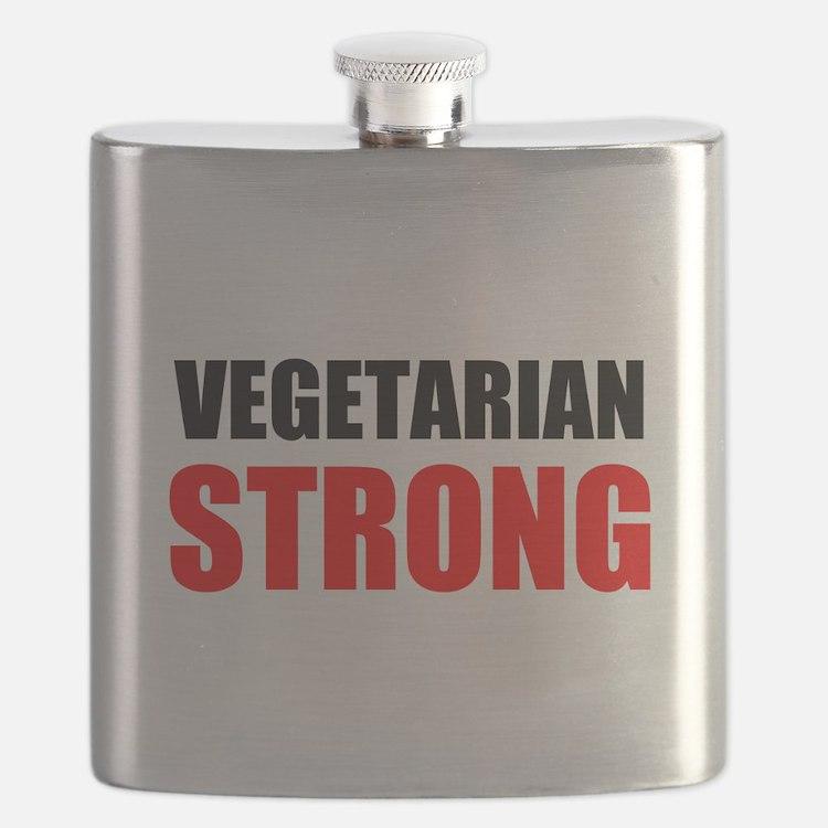 Vegetarian Strong Flask