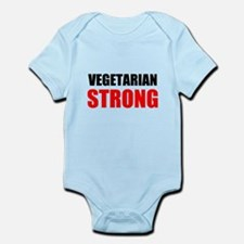 Vegetarian Strong Body Suit