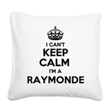 Raymond Square Canvas Pillow