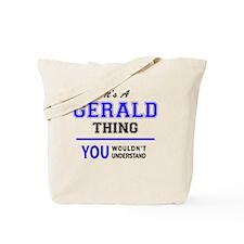 Unique Gerald Tote Bag