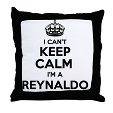 Cool Reynaldo Throw Pillow