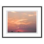 Prairie Peace Large Framed Print