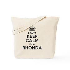 Cute Rhonda Tote Bag