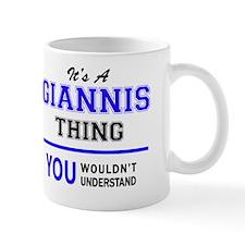 Unique Gianni Mug