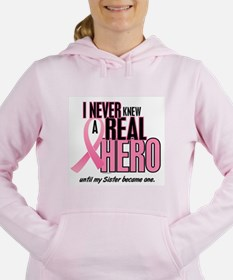 Never Knew A Hero 2 (Sister) Sweatshirt