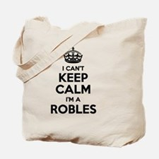 Cute Robles Tote Bag