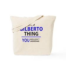Cute Gilberto Tote Bag