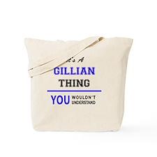Cute Gillian Tote Bag