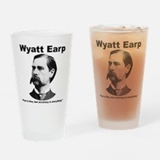 Earp: Accuracy Drinking Glass