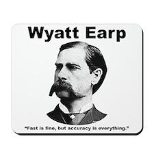 Earp: Accuracy Mousepad
