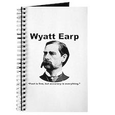 Earp: Accuracy Journal