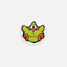 Lyme Disease Mini Button