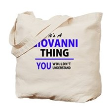 Cool Giovanny Tote Bag